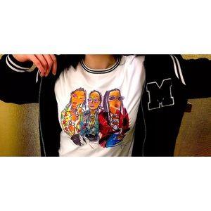 Tops - Migos T-Shirt HipHop